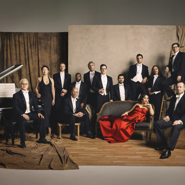 Visuel du spectacle Pink Martini