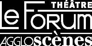 Logo Théâtre Le Forum Aggloscènes