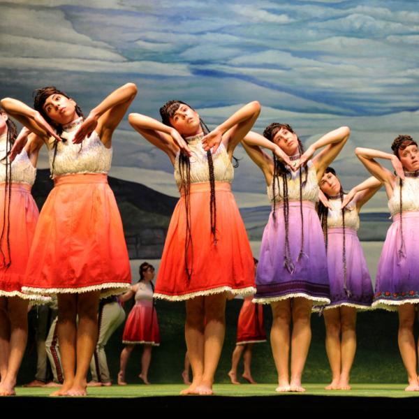 Visuel du spectacle BALLETS RUSSES